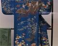 Edo kimono Tokyo National Museum