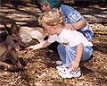 Kids in Penant Park, Australia